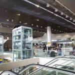 O novíssimo Terminal 3 que nem parece estar em GRU! (Imagem: GRU)
