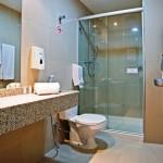 Quem optar pelo banho terá um espaço maior como esse (imagem: do site da empresa)