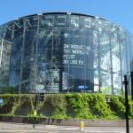 IMAX: a tela gigante do BFI. (imagem: GoogleStreet)
