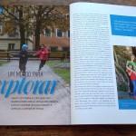 Um mundo para explorar, Áustria e Uruguay