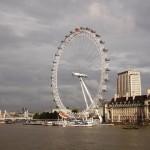 London Eye, o cartão postal de Londres