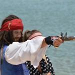 Capitão Jack Sparrow, você por aqui?!