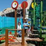Playground do Museo de los Ninos