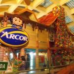 Fabricando chocolate na Arcor