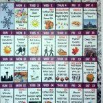 Programa mensal