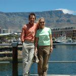 Babymoon na Cidade do Cabo