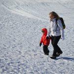 Neve pela 1a vez na Suíça