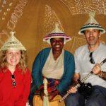 Viajando sem filhos na África