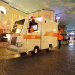 Kidzania Sao Paulo ambulancia