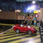 Kidzania Sao Paulo motorista