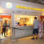 Kidzania Sao Paulo oficina do Hamburguer