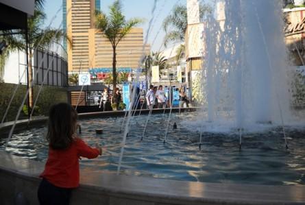 Música e gastronomia no Parque Arauco Shopping