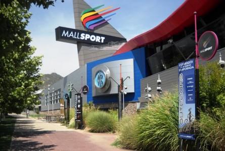 Imagem do dia: Mall Sport