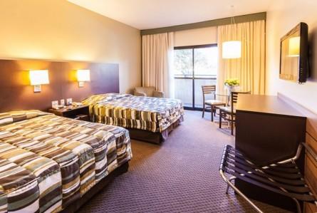 Hotel em Guarulhos com quarto para famílias