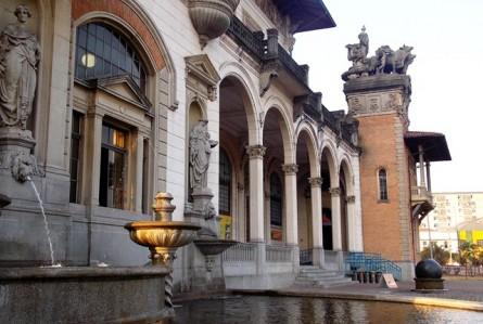 """A beleza histórica da """"casa"""" do Catavento"""