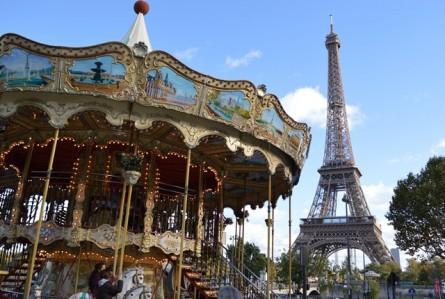 Como se divertir sem subir a Torre Eiffel