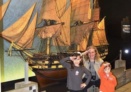 O imperdível Museu Marítimo em Greenwich