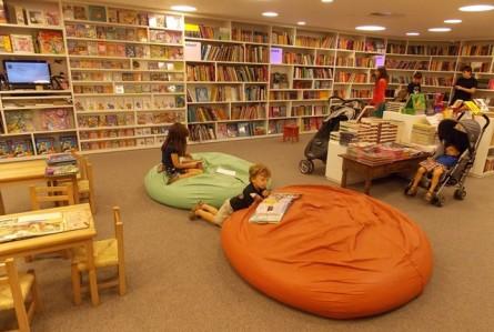 5 livrarias para explorar com crianças em São Paulo