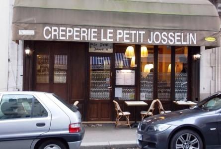 Rue du Montparnasse: a rua dos crêpes em Paris