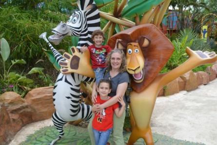 Sobre ser mãe aos 40 anos e aprender viajando com os filhos