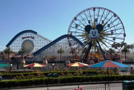 Bye-bye, Mickey!