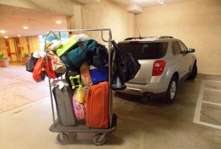 Imagem do dia: nossas malas e malinhas
