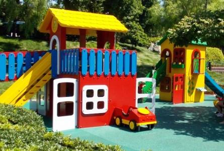 Dia de diversão e água no Legoland California