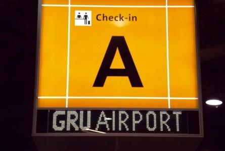 Conexão no aeroporto de Guarulhos: o que fazer?