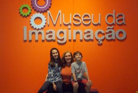 Museu da Imaginação: um passeio infantil divertido em SP