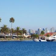 Muita San Diego para pouco tempo