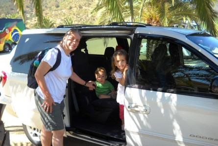 Nossos 4 perrengues de viagem em família