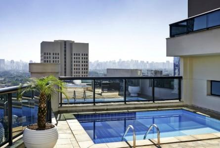 Apart hotel para famílias com crianças em São Paulo